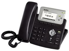 Yealink T22P Business VoIP phone