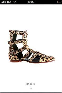 Raquel leopard by Inga