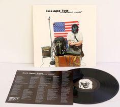 DILLINGER FOUR situationist comedy LP Record Vinyl with lyrics insert #punkPunkNewWave