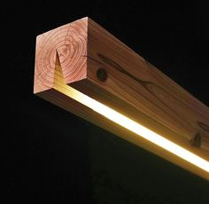 Holz Lampen - Haus How to Crafts Wood lamps Wood Interior Lighting, Lighting Design, Lighting Ideas, House Lighting, Cool Lighting, Wood Projects, Woodworking Projects, Woodworking Wood, Project Projects