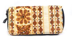 Handmade Old Style Hand Embroidery Wallet used girls and womens to carry money and cards ,mobiles etc.spacious and light weight one inside zip two partion with zip closer.