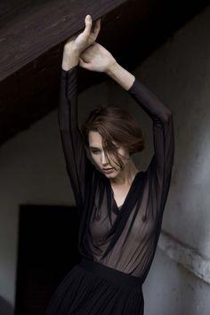 Kinga @ Trend Model Management by Greg Klukowski