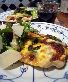 Diner voor Twee: Italiaanse Kip uit de oven - Eet Goed Voel Je Goed