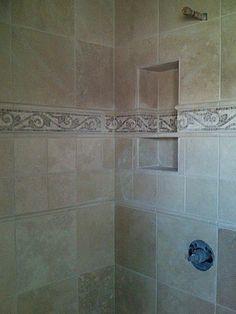 Decorative Tile Inlay