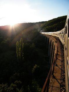 Viaduct in Croatia
