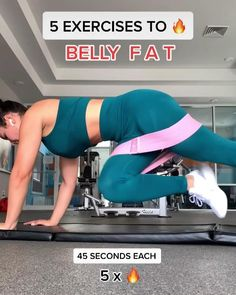Gym Workout For Beginners, Gym Workout Tips, Workout Challenge, Workout Videos, Belly Fat Workout, Butt Workout, Lose Fat Workout, Fett, Wellness