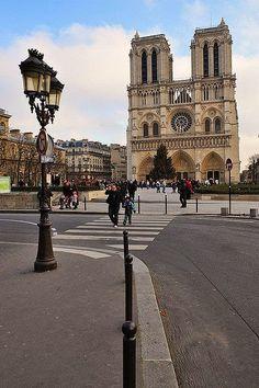 Catedral de Notre Dame, Paria, França