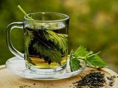 Nettle tea is often prescribed by doctors to improve kidney disease patients renal function. How does nettle leaf tea increase kidney function? In this article, you will learn the relation between nettle tea and kidney function. Nettle and Herbal Remedies, Health Remedies, Home Remedies, Natural Remedies, Natural Cleanse, Natural Healing, Natural Herbs, Nettle Leaf Tea, Allergies