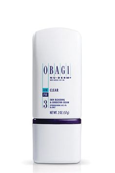 No. 1: Obagi Nu-Derm Clear, $79, 6 Best Skin Brightening Products -- and the 4 Worst