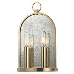 View the Hudson Valley Lighting 92 Lowell 2 Light Wall Sconce at LightingDirect.com.