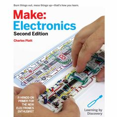 Newly updated version of our best-selling book has new projects and an expanded look at Arduino and Raspberry Pi.