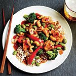 Super Fast Asian Recipes | Cooking Light. This will take you to the summary page with pictures and links to each recipe.