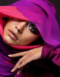 4c45be9d5fd Gigi Hadid Vogue Arabia March 2017 Cover Photoshoot