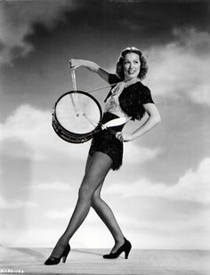 Eleanor Powell <3 Widely considered to be the best female tap dancer. <3  That's because she is the best female tap dancer, duh! ;)