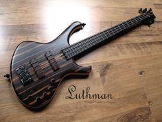 Twitter / basstheworldcom: Luthman Basses High Speed 4 ...