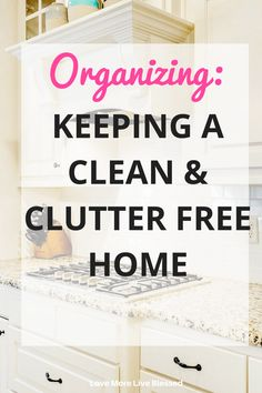 So happy I found this post about organizing your home by decluttering all the junk in your home. I also love the 2 cleaning products she recommends, they save so much time and money. PIN NOW and start off your day with these ideas to a more organized, clean home.