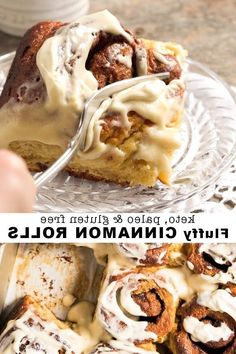 Gluten Free Paleo & Keto Cinnamon Rolls Soft Fluffy 'N Gooey!! #keto #lowcarb #dairyfree #paleo #healthyrecipes #cinnamonrolls #ketodessert #glutenfree #ketorecipes #ketodiet ...size. What you eat is important. But understanding how much you're eating is crucial. Creativity is also essential. Try new recipes and satisfy your s...Meringues3 egg whites1/2 tsp. cream of tartar1/4 tsp. salt2 cups powdered sugar1/2 cup unsweetened cocoa1/2 package (6-oz. size) reduced-fat semi-swee… Healthy Slow Cooker, Slow Cooker Recipes, Crockpot Recipes, Peanut Butter Snacks, Low Carb Peanut Butter, Flan Dessert, Low Carb Cupcakes, Low Fat Chocolate, Low Carb Breakfast Easy
