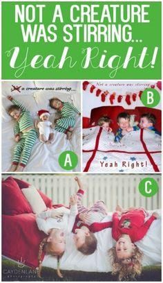 Cute and creative Christmas card ideas- this one's a winner!