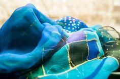 Naseema Agua.100% destinado al proyecto Marina Silk, ayudamos a mujeres de India a mejorar su vida. www.luxeli.com