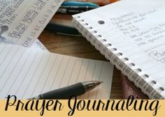 I share a video and list of resources I used to create my prayer journal. I use this journal to pray more intentionally and specifically.