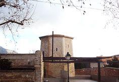 Torre de l'Antiga Fàbrica d'electricitat d'Alaró Industrial, Towers, Industrial Music