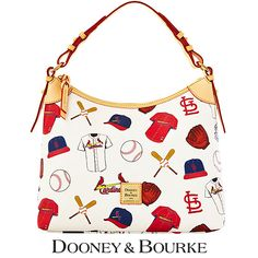 St. Louis Cardinals MLB Hobo by Dooney & Bourke - MLB.com Shop