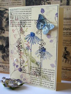 Jacqueline's Craft Nest: New Stamps = New inspiration