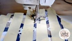 Matelasser facilement un tissu Easily quilting a fabric 8 sets of water to manNew special trainingBias Binding Foot Beginner Sewing Patterns, Sewing Patterns For Kids, Sewing Projects For Beginners, Coin Couture, Couture Sewing, Techniques Couture, Sewing Techniques, Sewing Lessons, Sewing Hacks