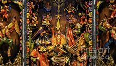Nativity Scene by Pablo Avanzini Nativity, Scene, Crafts, Painting, Art, Painting Art, Paintings, Kunst, Crafting