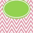 Chevron Binder Covers (editable and free)