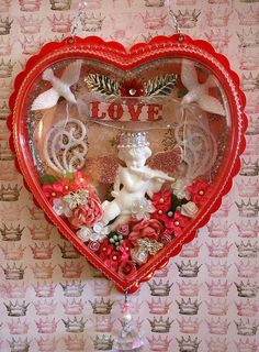 Valentine candybox by Sea Dream Studio, via Flickr
