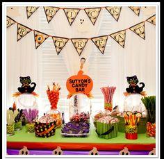 Spooky Treats Buffet