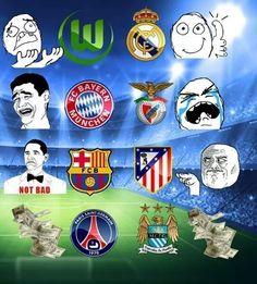 PSG vs Manchester City, czyli kasa przeciwko kasie • Kibice Realu Madryt zadowoleni • Pary ćwierćfinałowe Ligi Mistrzów • Zobacz >> #football #soccer #sports #pilkanozna
