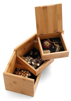 More in Store Jewelry Box, @ModCloth