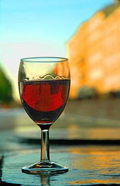 Wine Tip of the Day - Your Glass is Weeping