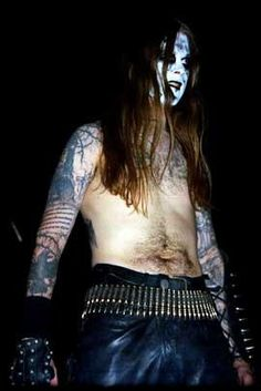 "Erik ""LEGION"" Hagstedt(Devian/Marduk/Witchery) | VK"