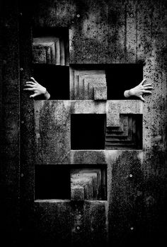 Graphics Think Tank: Adorable Examples of Surreal Photography Source by hienng Photography Themes, Surrealism Photography, Dark Photography, Conceptual Photography, Photography Gallery, Black And White Photography, Think Tank, Photoshop, Art Plastique