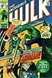 #9: Incredible Hulk The #138 VG ; Marvel comic book