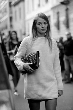 Milan Fashion Week Streetstyle Carlotta Oddi