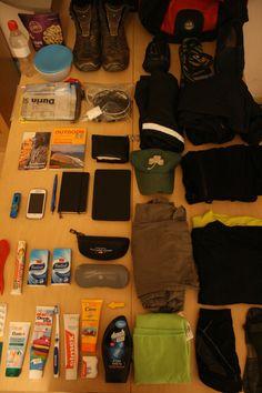 Packliste Jakobsweg als Frau | Jakobsweg-Küstenweg West Highland Way, Travel Around The World, Trekking, Backpacking, Camping, Hiking, Portugal, Wilderness, Travelling
