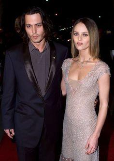 Vanessa Paradis, ex de Johnny Depp