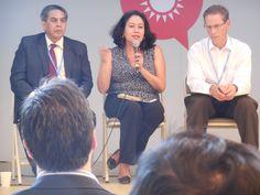 Ana María Majano en Conferencia de LEDS GP en Voces por el Clima.