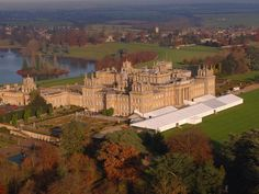 Check out Blenheim Palace on VisitBritain's LoveWall!