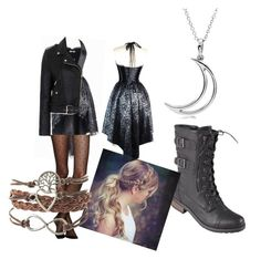 """pride and Prejudice And Zombies inspired"" by texas-arch on Polyvore featuring Allurez, French Connection, Brinley Co., Kate Spade, women's clothing, women, female, woman, misses and juniors"