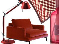 Scopri i nostri regali di design, tutti in rosso!