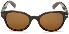 New Ray Ban Rounded Wayfarer RB4141 771 Dark Havana/Crystal Brown Lens 51mm Sunglasses by Ray-Ban. $103.95. The Ray-Ban® Wayfarer® inspired RB4141 sunglasses have the distinct lines of the original, but is reinterpreted here into a trendy mid-sized round shape that flatters both men and women. A sweeping curve at the end piece has a retro cat-like angle on these Ray-Ban RB4141 sunglasses. The signature sculpted temples with the metal Ray-Ban logo complete th...