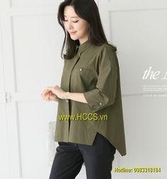 Ảnh số 21: Áo sơ mi nữ Hàn Quốc Codi 060868 - Giá: 2.580.000