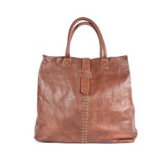 Indiana Tote Bag Tan, 160€, now featured on Fab.