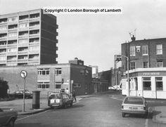 Carlisle Lane, Lambeth 1985 South London, Old London, London History, London Photos, Back In Time, Carlisle, Westminster, Once Upon A Time, Bridges