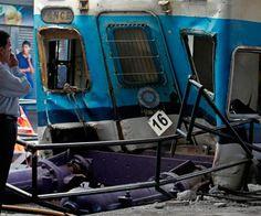 Choque de dos trenes deja muertos y heridos en Argentina